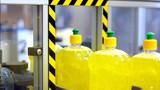 Conveyor Belt - Dishwashing Detergent poster