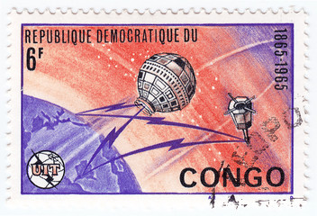 stamp show space explorations