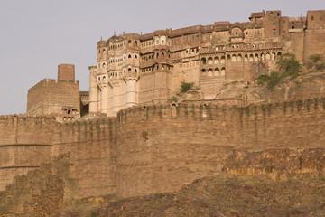 Meherangarh Fort , Jodhpur, Rajasthan, India