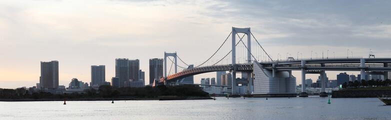 panorama de la ville de Tokyo