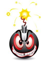 smiley bomb