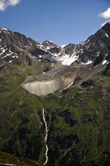 Blockgletscher am Ölgrubenkar - Kaunertal - Österreich
