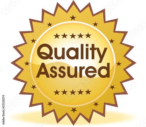 bouton quality assured