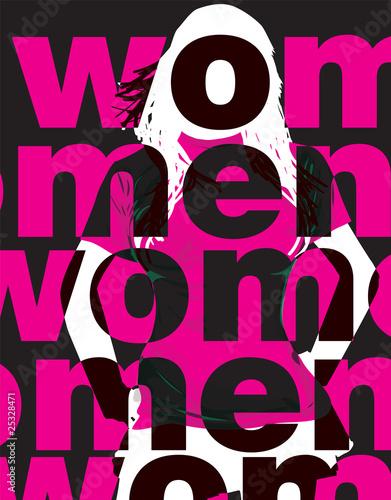 kobieta-ilustracja