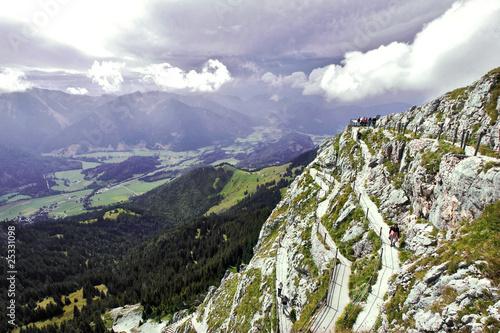 Wendelstein Gebirge
