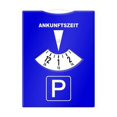 parkscheibe v2 I