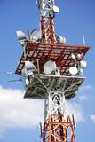 Telecommunication equipment poster