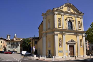 rovereto chiesa di santa maria del suffragio provincia di trento