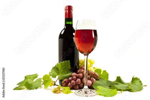 Fotobehang Wijn Wein