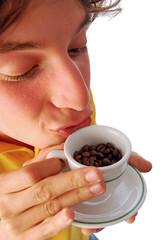 Una buona tazzina di caffè