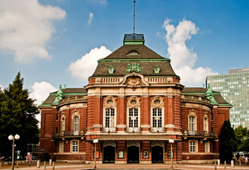 Laeiszhalle in Hamburg