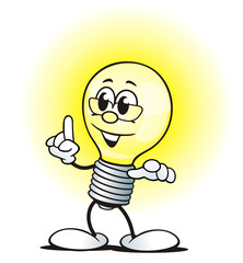Electric Bulb with Know how