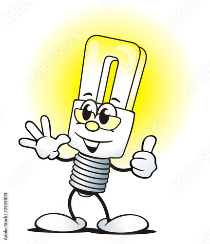 Energy Saving Electric Bulb