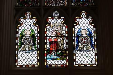 St John's Episcopal Church, Edinburgh, Princess Street, Scotland