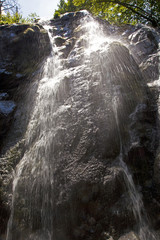 natural Waterfall in national park