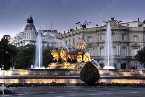 Cibeles Fountain - 25354850