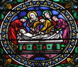 La mort de jesus, Cathédrale St Julien, Le Mans