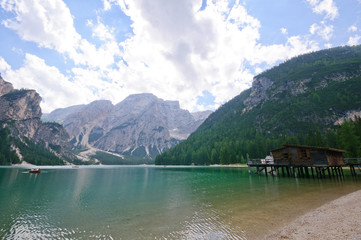 Lake Braies - Dolomites, Italy