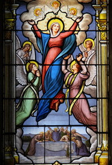 Assomption de la Sainte Vierge
