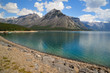 Lake Minnewanka Shore