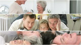 films presenting different generations in a family
