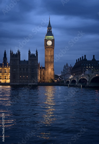 Big Ben nocturno