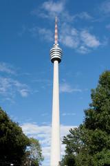 Fernsehturm Stuttgart komplett