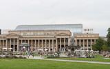 Königsbau mit Passage am Schlossplatz Stuttgart