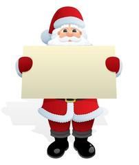 Santa Message