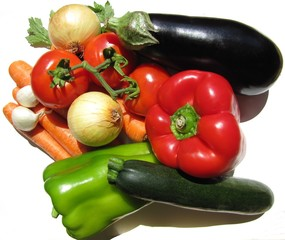Légumes ' couscous '