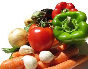 Légumes ' cuisine provençale '