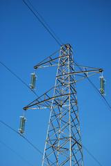 Traliccio di trasmissione d'energia elettrica 03