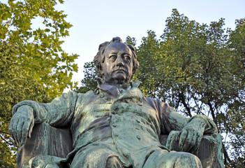 Goethe - Denkmal, Wien