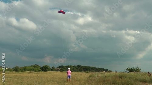 Drachenfliegen - Video - Soft Kite/Airfoils
