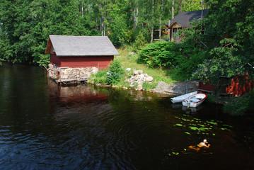 Lifestile in Central Finland