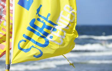 Wassersport am Meer