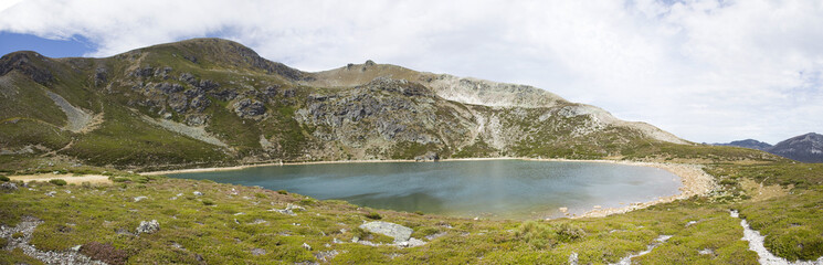 Lago del Ausente (panorama)