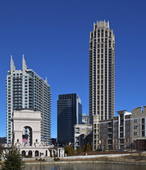 Millenium Gate, Atlanta