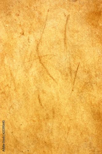Deurstickers Xian Parchment texture