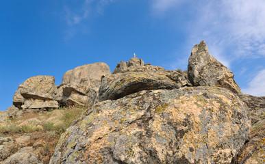 granit cliff