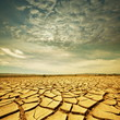 Drought lands