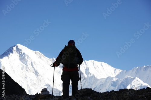 Hike in Himalaya