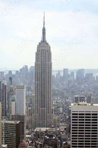Foto empire state building