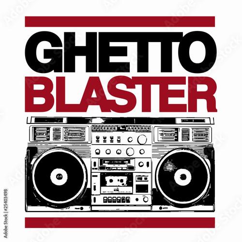 Ghetto blaster fichier vectoriel libre de droits sur la banque d - Ghetto blaster acheter ...
