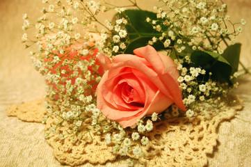 Shabby Victorian Rose