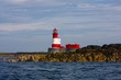 Longstone Lighthouse, Farne Islands, UK