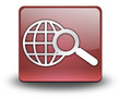"Red 3D Effect Icon ""Search"""