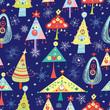 texture Christmas Trees