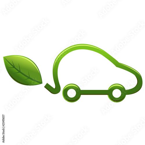 Automobile écolo