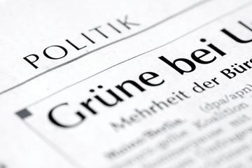 Politik Zeitung